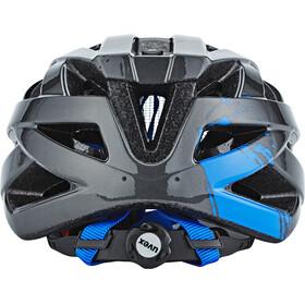 UVEX i-vo c Helmet dark silver-blue